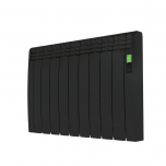 Rointe Delta D Series Electric Radiator - Graphite 990w