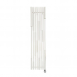 Terma Cane E Vertical Designer Electric Radiator - White 600w (390 x 1300mm)