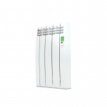 Rointe Delta D Series Electric Radiator - White 330w