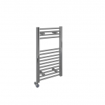 Ecostrad Fina-E Thermostatic Electric Towel Rail - Chrome 200w (400 x 700mm)