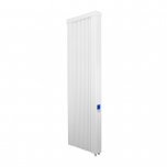 Ecostrad Ecowärme Vertical Electric Radiator - White 1000w