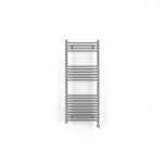 Terma Leo MEG Thermostatic Electric Towel Rail - Chrome 300w