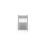 Terma Leo MOA Blue Thermostatic Electric Towel Rail - Chrome 200w