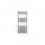 Terma Leo MOA Blue Thermostatic Electric Towel Rail - Chrome 300w