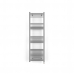 Terma Leo MOA Blue Thermostatic Electric Towel Rail - Chrome 400w