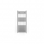 Terma Leo SIM Electric Towel Rail - Chrome 300w
