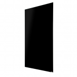 Herschel Select XL Glass Infrared Heating Panel - Black 700w (1300 x 700mm)