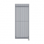 Terma Triga Vertical Designer Electric Radiator - Anthracite 800w (680 x 900mm)