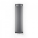 Terma Tune E Vertical Designer Electric Radiator - Anthracite 1000w