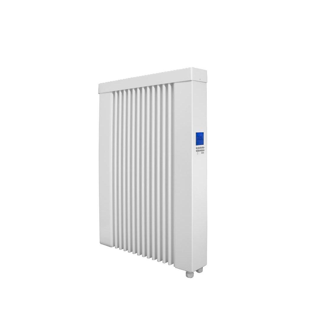 Heating radiators, electric, wall: description
