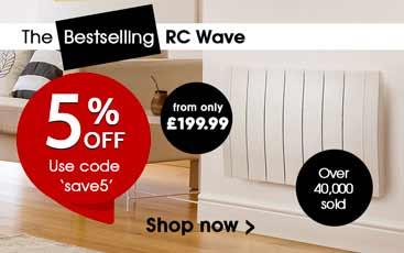 5% Off Haverland RC Wave Heaters