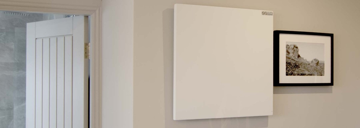 ecostrad Opus WiFi Controlled Infrared Panel