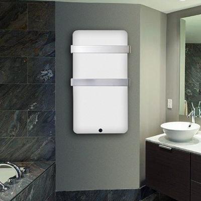 Ecostrad Magnum Heated Electric Towel Rails - White