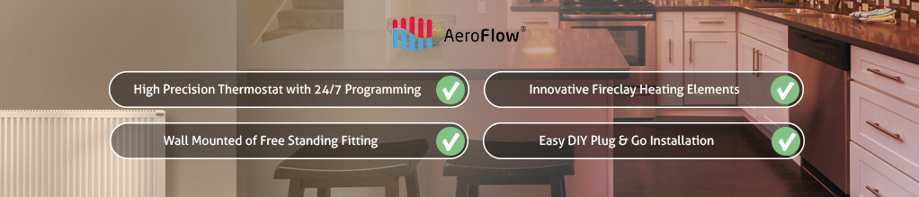 Aero Flow Electric Radiators