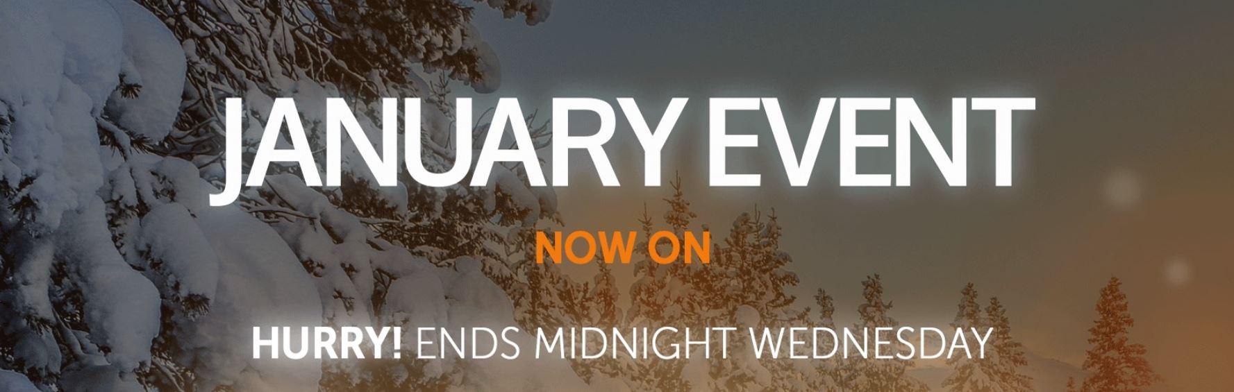 January Event