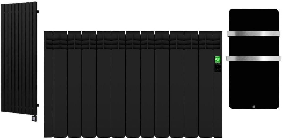 Black versions of VeeSmart, Delta D, and XTAL