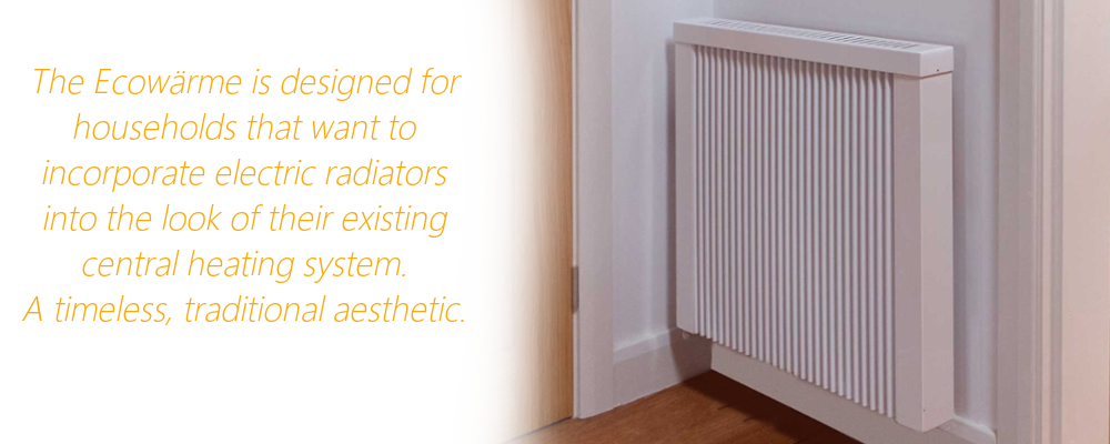 Ecostrad Ecowärme Electric Radiators
