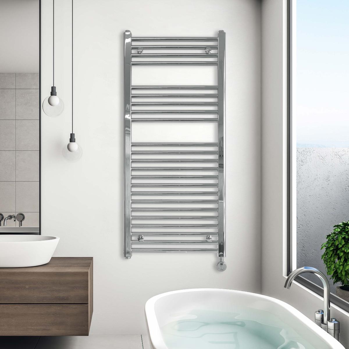 Ecostrad Fina-E Electric Towel Rail