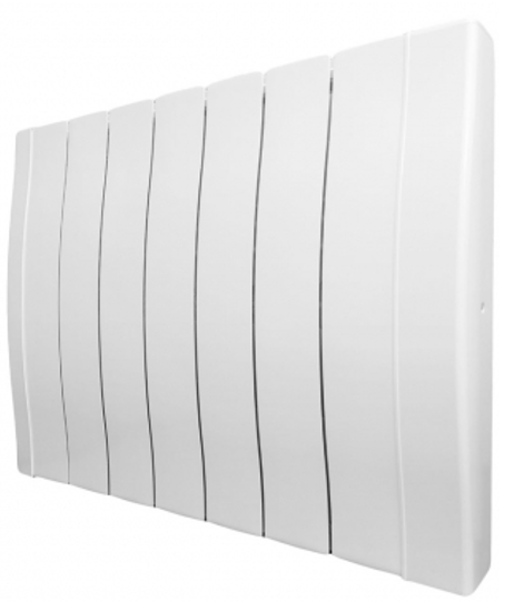 Aluminium Haverland Designer RC Wave Electric Radiators