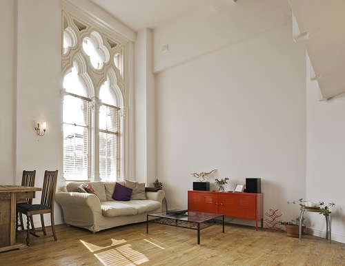 Electric Heating for High Ceilings