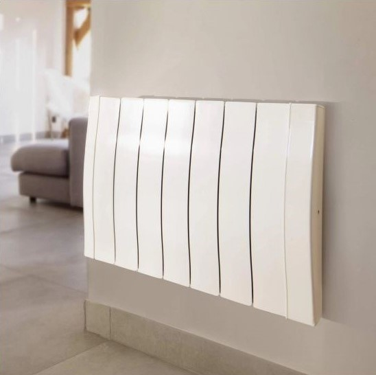 Haverland RC Wave electric radiator on wall