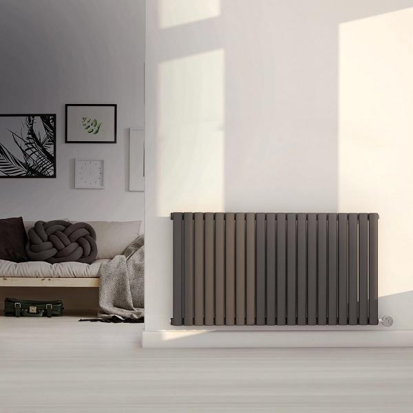 Ecostrad Allora designer electric radiator