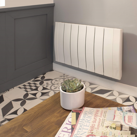 Prevent indoor air pollution with the Haverland RC Wave + Electric Radiator