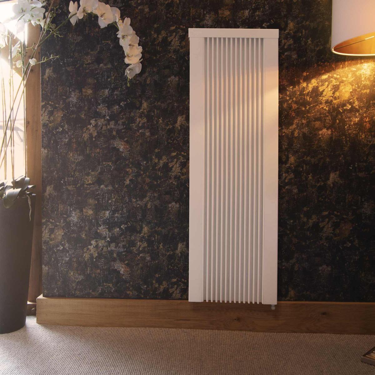 Technotherm KS DSM Smart Heat Retention Radiator - Vertical
