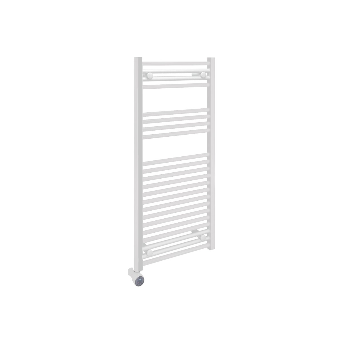 Ecostrad Fina-E Thermostatic Heated Electric Towel Rail