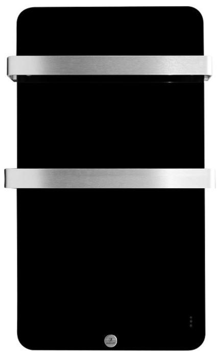 Ecostrad Magnum Heated Electric Towel Rails - Black