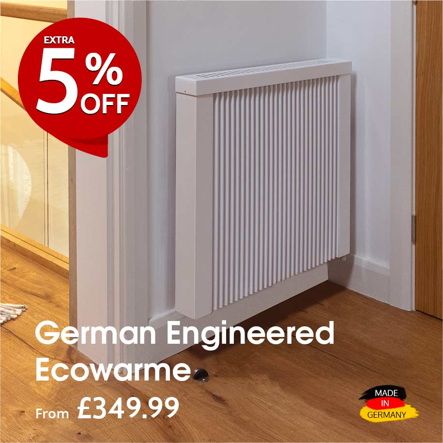 ecostrad ecowarme electric radiators range