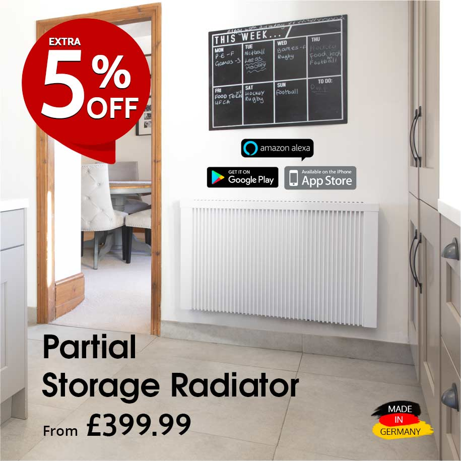 technotherm partial storage electric radiators