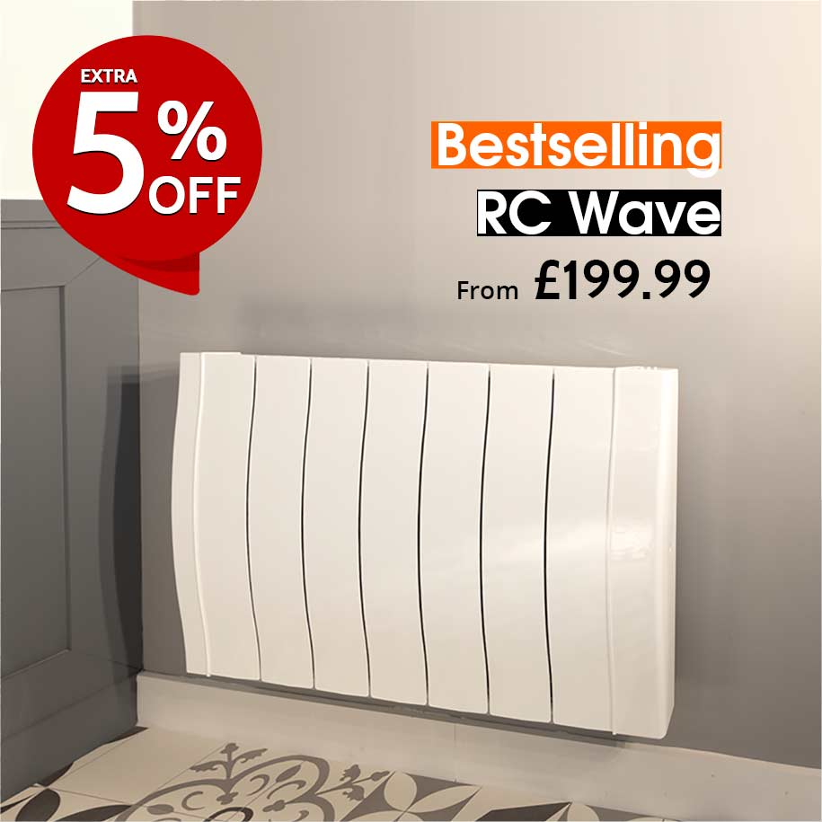 haverland rc wave electric radiators