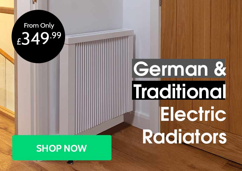 the german electric radiators category
