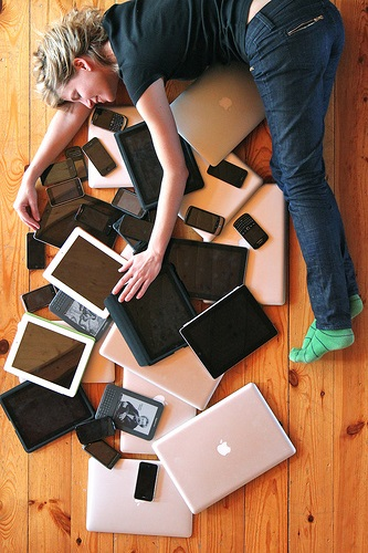 How much are gadgets costing us?