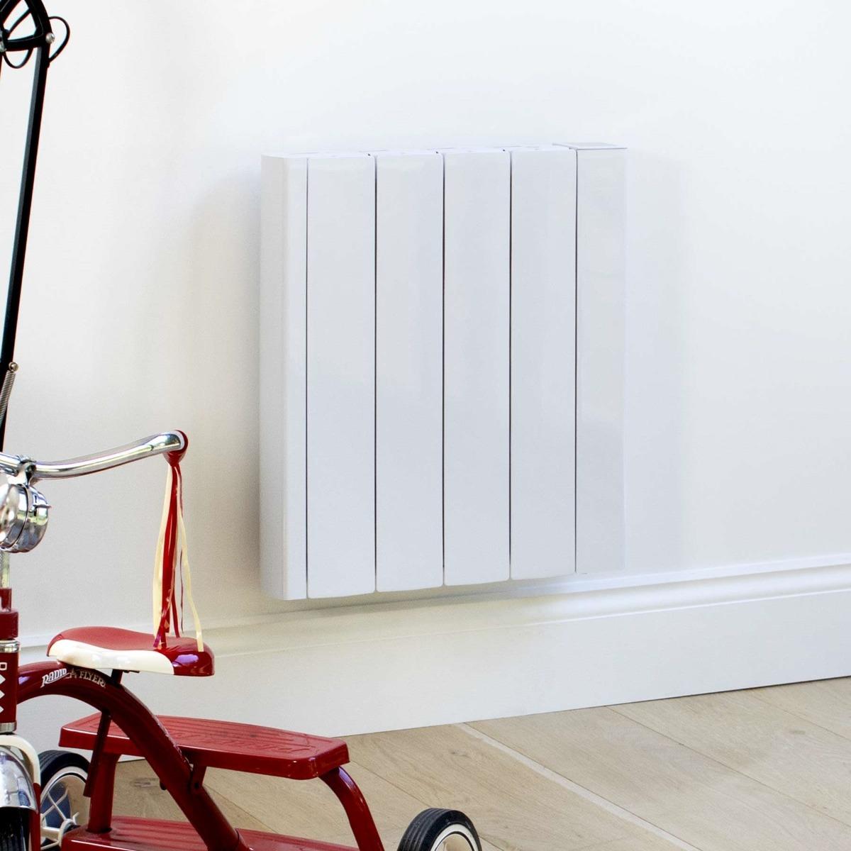 iQ Ceramic WiFi Controlled Electric Radiator