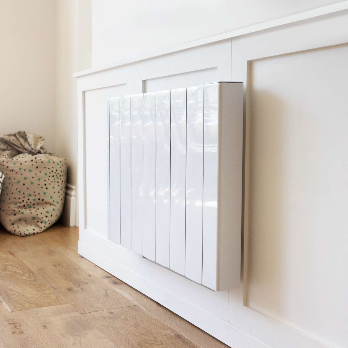 iQ Ceramic WiFi Controlled Electric Radiator