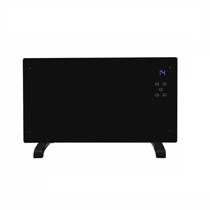 Ecostrad iQ Glass electric panel heater