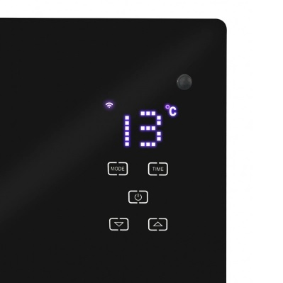 Ecostrad iQ Glass control panel