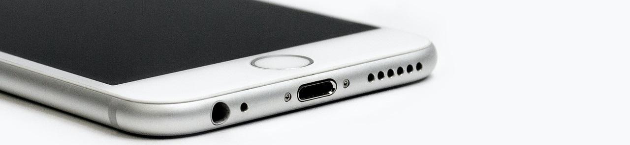 Close-up of smartphone
