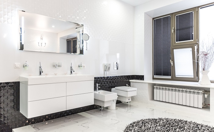 Wall mounted electric radiators and where to place them - Radiator badezimmer ...