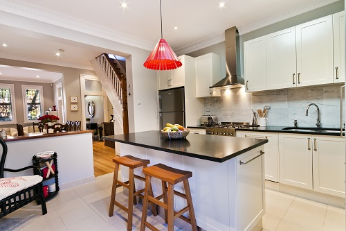 Tidy Renovated Kitchen