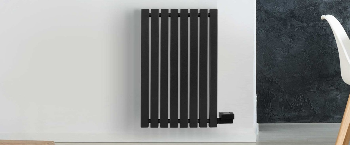 Ecostrad VeeSmart Oil-Filled Radiator