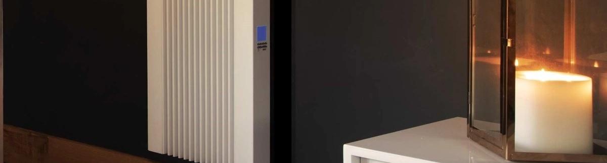 Technoherm KS TDI electric radiator on wall