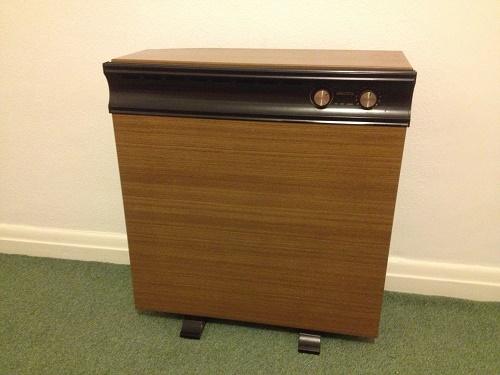 Vintage storage heater