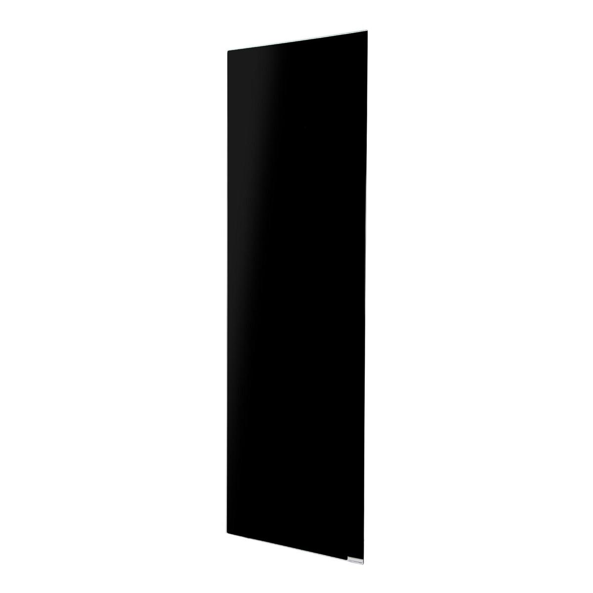 Glass Far Infrared Heater Panels Black